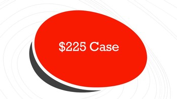 $225 Case Dealers Choice