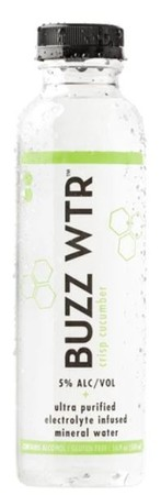 Cucumber Buzz Water
