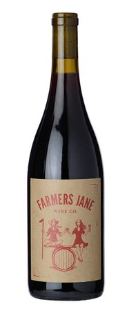 Farmers Jane Red 2012 w