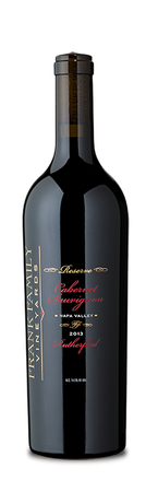 Frank Family Rutherford Reserve Cab 2014 Image