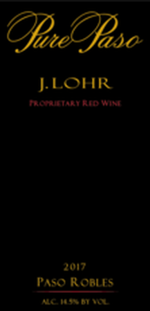 J Lohr Pure Passo Red Blend