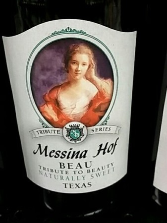 Messina Hof Beau