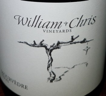 William Chris Mourvedre