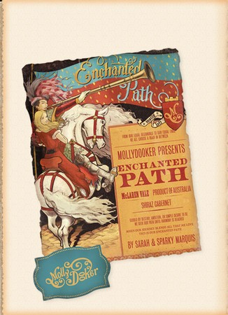 SHZ/CAB -ENCHANTED PATH- 2016 Image