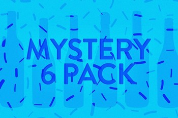 Mystery 6-Pack White Wine